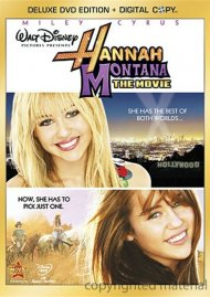 Hannah Montana: The Movie - Deluxe Edition Movie