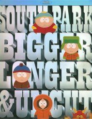 South Park: Bigger, Longer & Uncut Blu-ray
