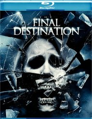 Final Destination, The Blu-ray