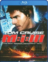 Mission: Impossible III Blu-ray