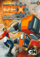 Generator Rex: Volume 1 Movie