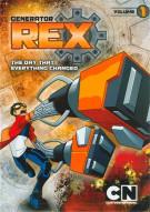 Generator Rex: Volume 1 Movie