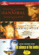 Hannibal / Manhunter / The Silence Of The Lambs (Triple Feature) Movie
