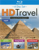 HD Travel Blu-ray