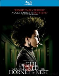 Girl Who Kicked The Hornets Nest, The Blu-ray