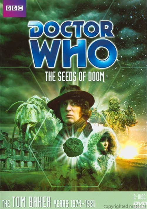 Doctor Who: The Seeds Of Doom Movie