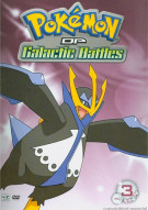 Pokemon: Diamond & Pearl Galactic Battles - Vol. 3 Movie