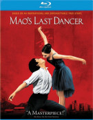 Maos Last Dancer Blu-ray