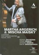 Martha Argerich & Mischa Maisky Movie