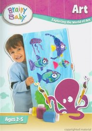 Brainy Baby: Art - Deluxe Edition Movie