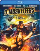 3 Musketeers Blu-ray