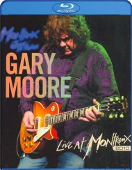 Gary Moore: Live At Montreux 2010 Blu-ray