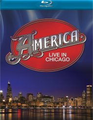 America: Live In Chicago Blu-ray