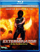Exterminator, The (Blu-ray + DVD Combo) Blu-ray