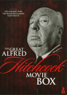 Alfred Hitchcock Movie Box, The Movie