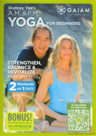 Rodney Yees A.M. & P.M. Yoga For Beginners Movie