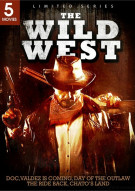 Wild West, The: Doc / Day Of The Outlaw / The Ride Back / Chatos Land / Valdez Is Coming Movie