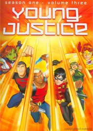 Young Justice: Season One - Volume Three Movie