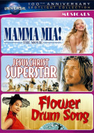 Musicals Spotlight Collection (Mamma Mia! The Movie / Jesus Christ Superstar / Flower Drum Song) Movie