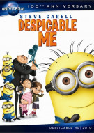 Despicable Me (DVD + Digital Copy) Movie