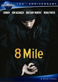 8 Mile (DVD + Digital Copy Combo) Movie