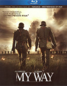 My Way Blu-ray