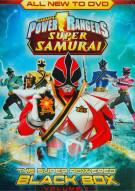 Power Rangers Super Samurai: The Super Powered Black Box - Volume 1 Movie
