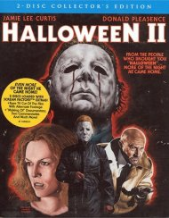 Halloween II: Collectors Edition (Blu-ray + DVD Combo) Blu-ray