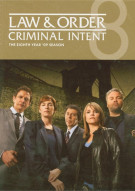 Law & Order: Criminal Intent - The Eighth Year Movie