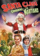 Santa Claus Conquers The Martians Movie