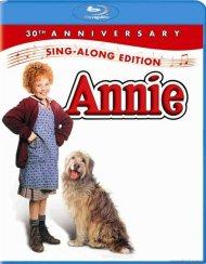 Annie Blu-ray