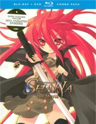Shakugan No Shana: The Movie (Blu-ray + DVD Combo) Blu-ray