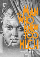 Man Who Knew Too Much, The: The Criterion Collection Movie