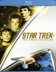 Star Trek V: The Final Frontier Blu-ray