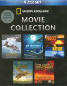 National Geographic Movie Collection Blu-ray