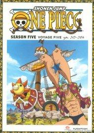 One Piece: Season Five - Fifth Voyage Movie