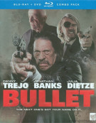 Bullet (Blu-ray + DVD Combo) Blu-ray