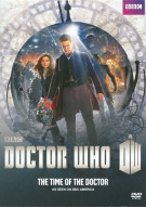Doctor Who: The Time Of The Doctor Movie