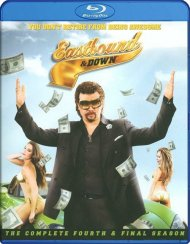 Eastbound & Down: The Complete Fourth & Final Season (Blu-ray + Digital Copy) Blu-ray