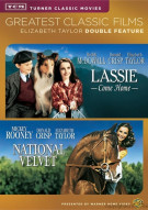 TCM Greatest Classic Films: Lassie Come Home / National Velvet (Double Feature) Movie