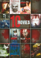10 Movie Horror Pack Vol. 8 Movie