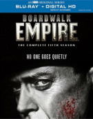 Boardwalk Empire: The Complete Fifth Season (Blu-ray + DVD + UltraViolet) Blu-ray
