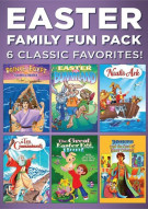 Easter Family Fun Pack: 6 Classic Favorites Movie