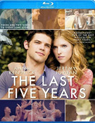 Last Five Years, The Blu-ray