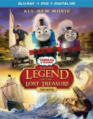 Thomas & Friends: Sodors Legend Of The Lost Treasure - The Movie (Blur-ray + DVD + UltraViolet) Blu-ray