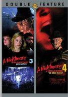 Nightmare On Elm Street 3 & 4, A (Double Feature) Movie