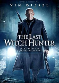 Last Witch Hunter, The (DVD + UltraViolet) Movie