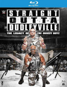 WWE: Straight Outta Dudleyville - The Legacy Of The Dudley Boyz Blu-ray