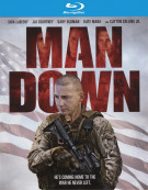 Man Down (Blu-ray + UltraViolet) Blu-ray