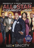 Shaquille Oneal Presents: All-Star Comedy Jam Movie